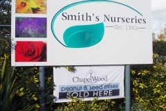 Smiths sign