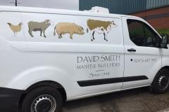 butcher van