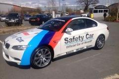 safety car bm